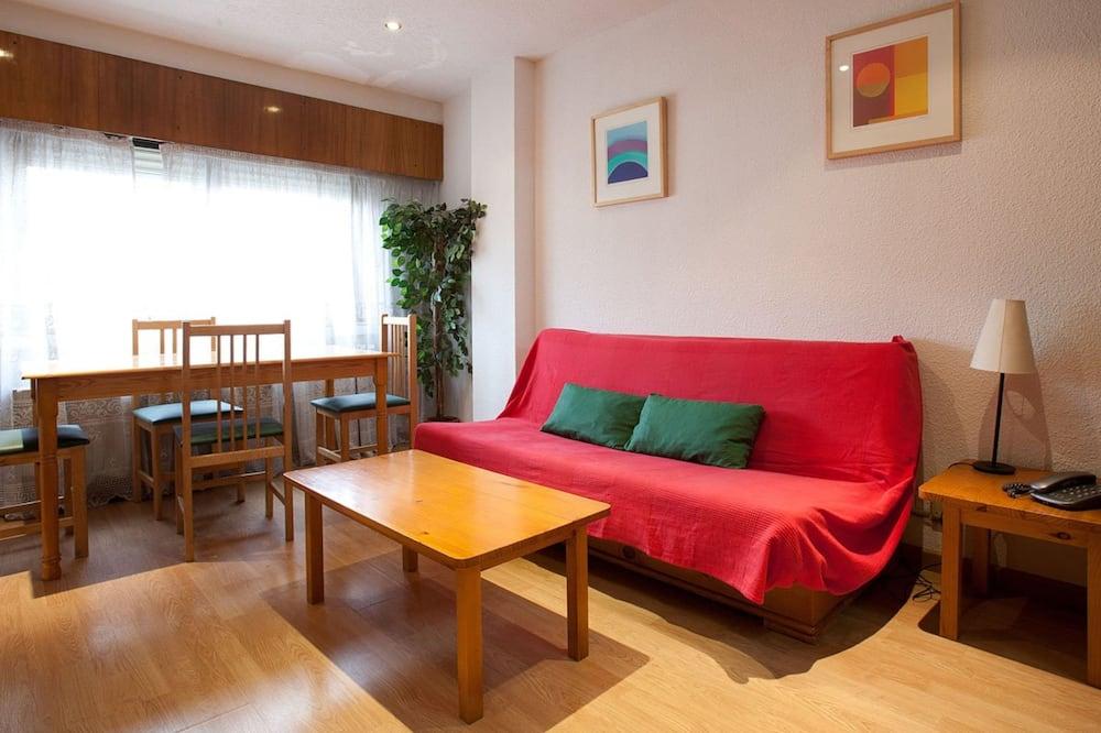 Departamento, 1 habitación (1 People) - Sala de estar