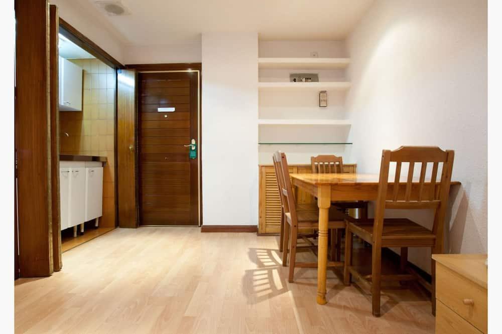 Departamento, 1 habitación (1 People) - Servicio de comidas en la habitación