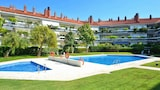 Choose this Apartment in Sitges - Online Room Reservations
