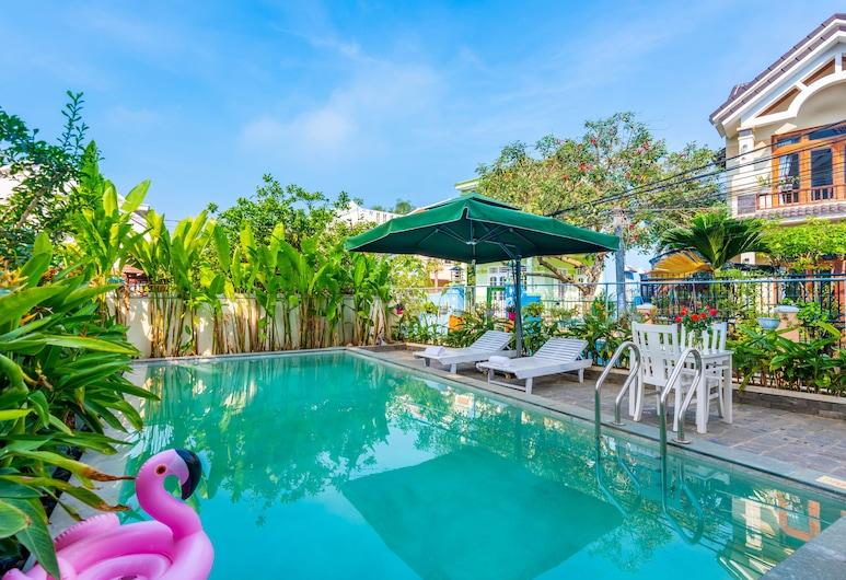 Flamingo Villa Hoi An, Hoi An, Alberca al aire libre