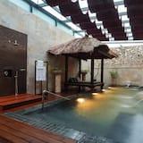 頂級尊榮戲水池房 限18:00入住 - 庭園景觀
