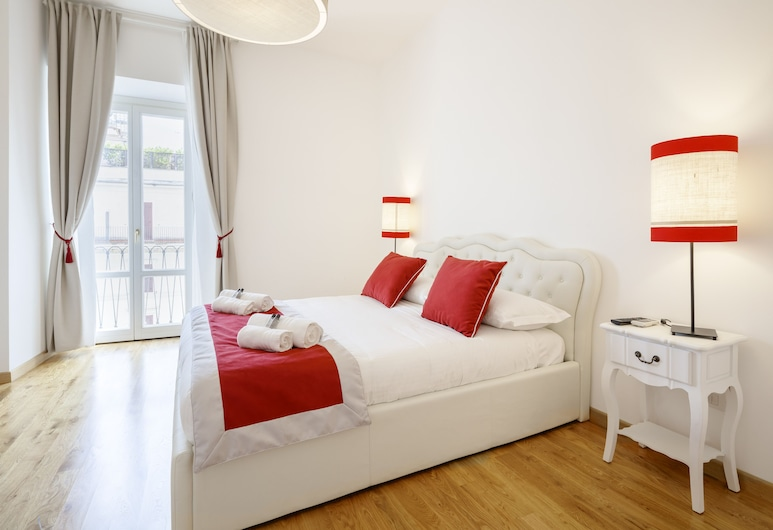 Home Town at Spanish Steps, Rome, Deluxe Apartment, 2 Bedrooms, City View, Room