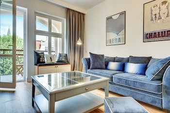 Picture of Lion Apartments - Monte Deluxe in Sopot