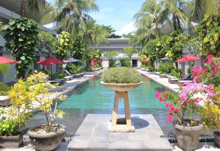 Airy Kuta Bakung Sari Bali, Kuta, Hồ bơi ngoài trời