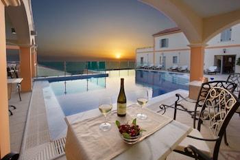 Bild vom Melmar View Hotel in Kefalonia