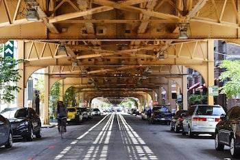 ภาพ เดอะชิคาโก โฮเทล คอลเลกชัน - ริเวอร์นอร์ธ/แม็กไมล์ ใน ชิคาโก