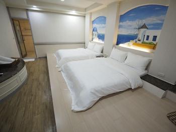 Fotografia do HeYue Hotel em Hsinchu