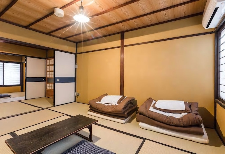 Traditional Kyoto Home Bifuku Roujiya, Kyoto, Tradičný mestský dom (check-in instructions to be e-mailed), Izba