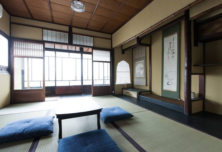 傳統京都一陽來福之家, Kyoto, 傳統聯排別墅 (check-in instructions to be e-mailed), 客廳