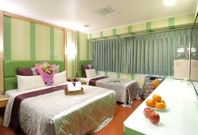 Left Bank Hotel, Hsinchu, Kolmen hengen huone, Vierashuone