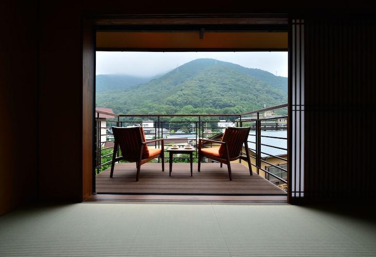 Yaeikan, Hakone, Japanese Style Deluxe Room with Shared Bathroom (Steak Dinner), Guest Room