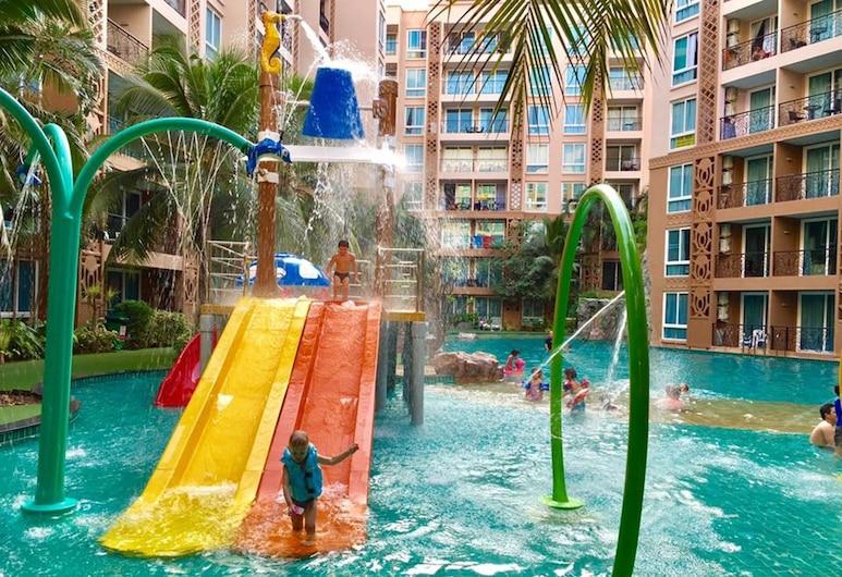 Atlantis Condo Pattaya by Panissara, Pattaya, Hồ bơi trẻ em