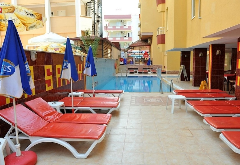 Best House Hotel, Alanya, Açık Yüzme Havuzu