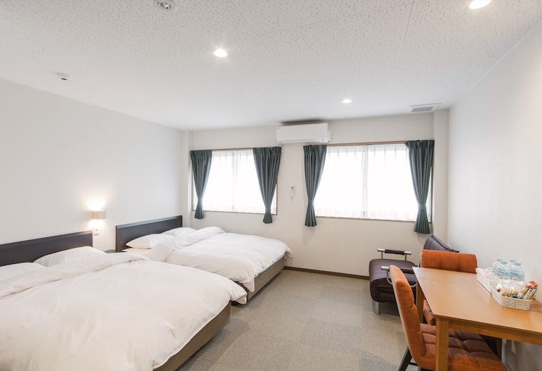Guest House & Hotel Shijo Omiya, Kyoto, Yukata Plan: Family Room 1 (Up to 5 adults and 2 children)(Hair set/ Hair accessory  not included) , Guest Room