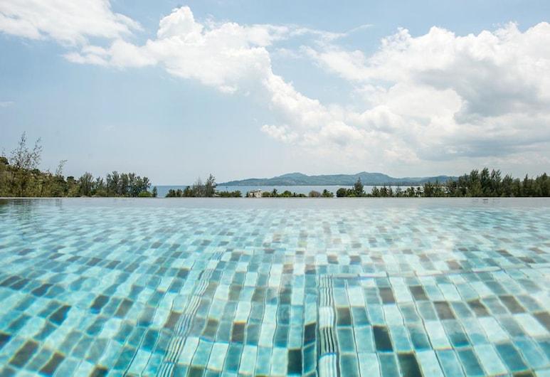 6th 애비뉴 수린 비치, Choeng Thale, 야외 수영장