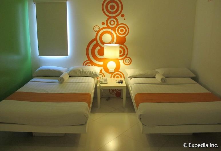아일랜즈 스테이 호텔스 업타운 세부, Cebu, 룸 (Large), 객실