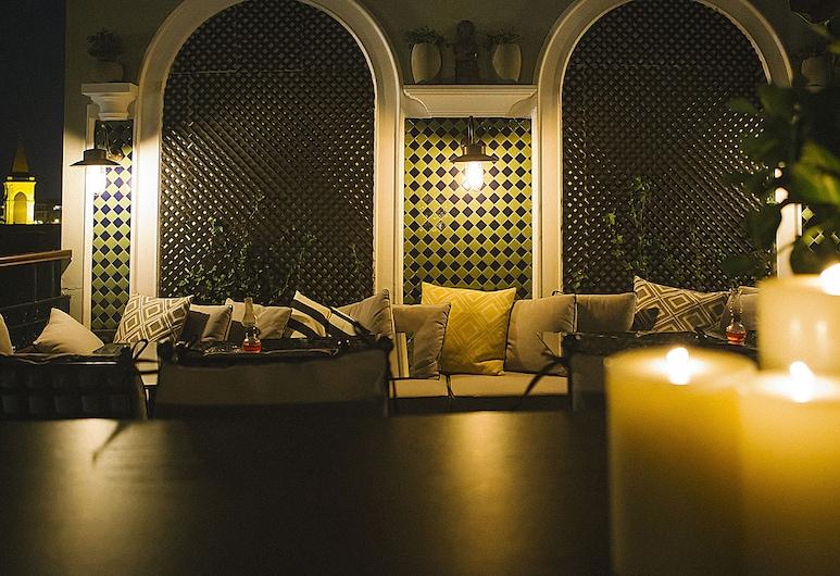 Mr CAS Hotels - Special Class, Istanbul, Terasa