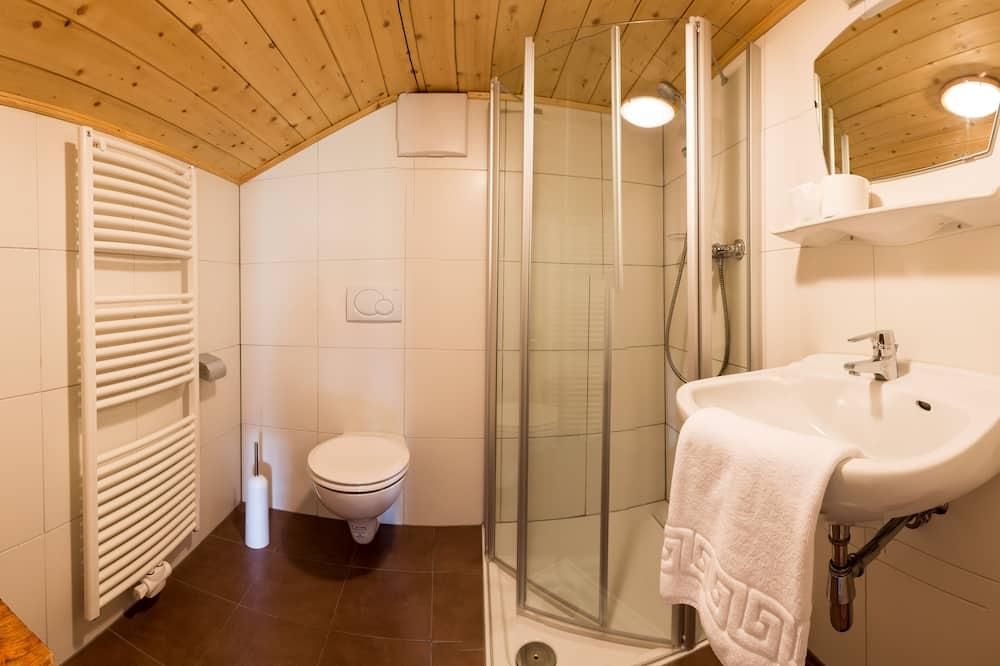 Habitación triple básica, 1 habitación - Baño