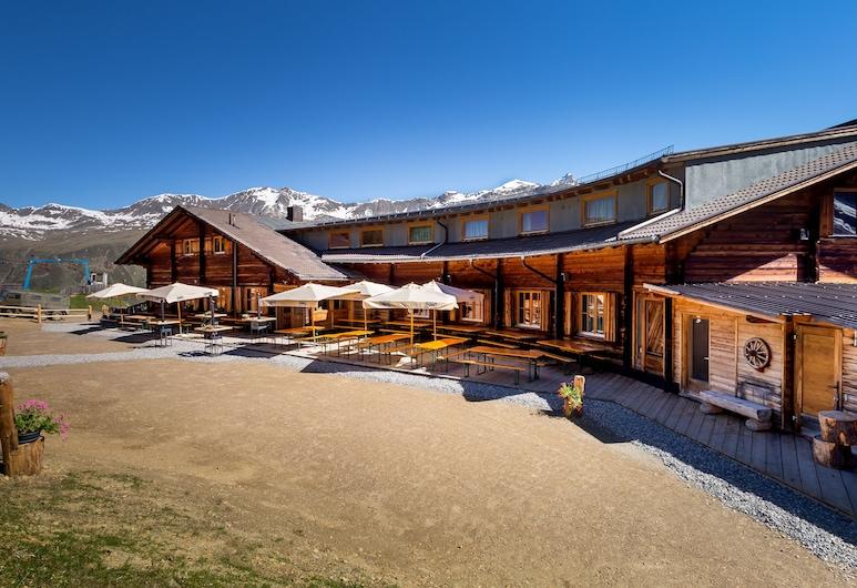 Berghütte Maseben, Curon Venosta, Bairro em que se situa o estabelecimento