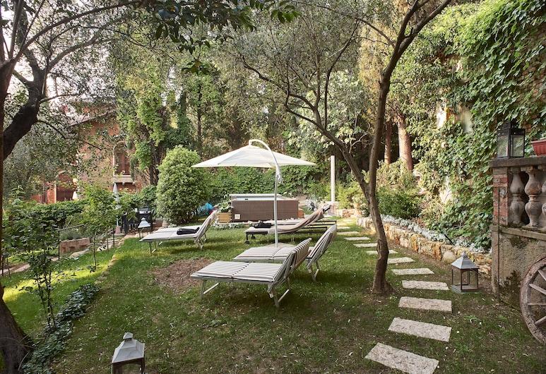 Residenza Ca' degli Enzi, Verona, Hotelový areál