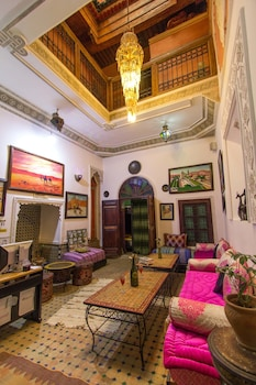 Enter your dates to get the best Fes hotel deal