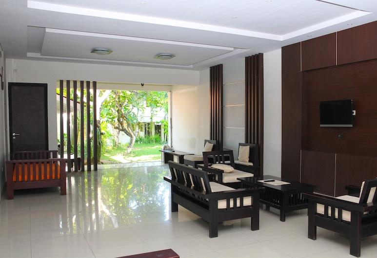 Airy Sanur Bypass Ngurah Rai 41 Bali, Denpasar, Lobby Sitting Area