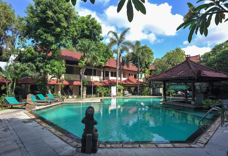Airy Eco Pantai Kuta Poppies Lane Dua Bali, Kuta, Outdoor Pool