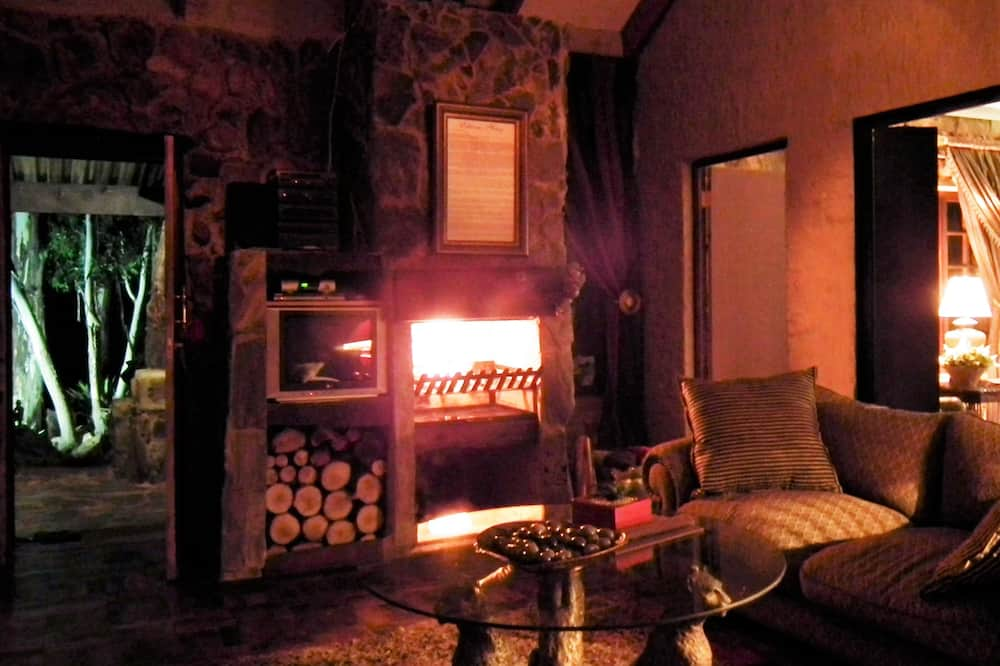 Casa de campo Confort, 2 habitaciones (Klip-Cottage) - Sala de estar