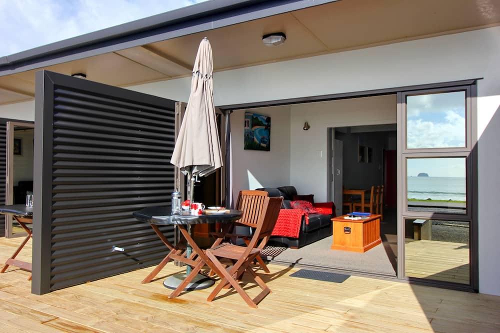 Studio, Aan het strand (No. 1, Large) - Balkon