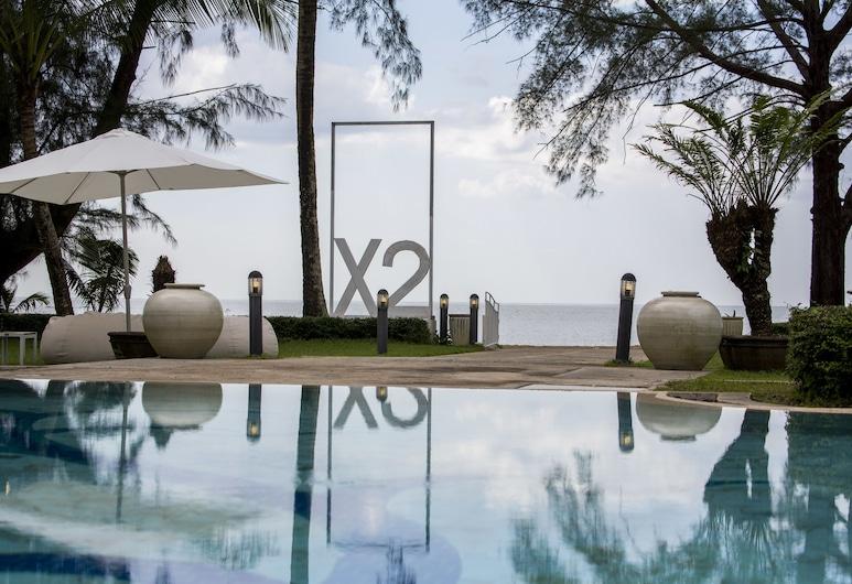 考拉安達馬尼 X2 渡假村, 泰曼, 泳池