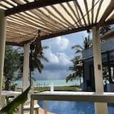 Villa, 2 Bedrooms, Beach View - Teres/Laman Dalam
