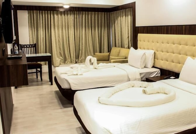 Golden Chariot The Boutique Hotel, Mumbai, Deluxe Twin Room, Annex Building, Guest Room