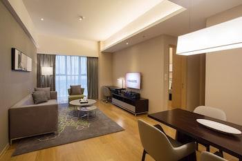 在天津的天津招商美伦辉盛坊国际公寓照片