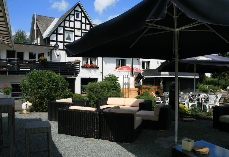 Hotel Jagerhof Winterberg, Winterberg, Terassi/patio