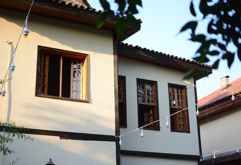 Wood House, Antalya, Pohľad na hotel