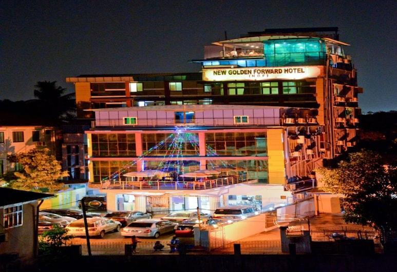 New Golden Forward Hotel, Rangún