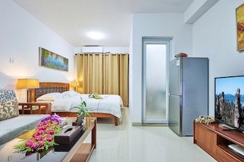 深圳深港酒店式公寓 (科技園店)的圖片