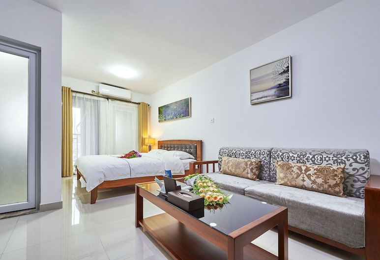 Shengang Hotel Apartment Science Park, Shenzhen, Zimmer