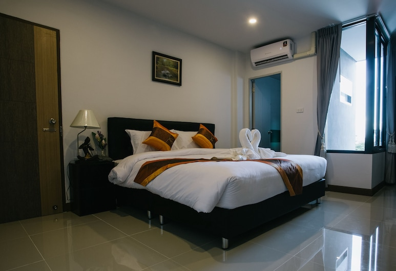 Noble Tarntong Boutique, Chiang Mai, Chambre Double Deluxe, Chambre