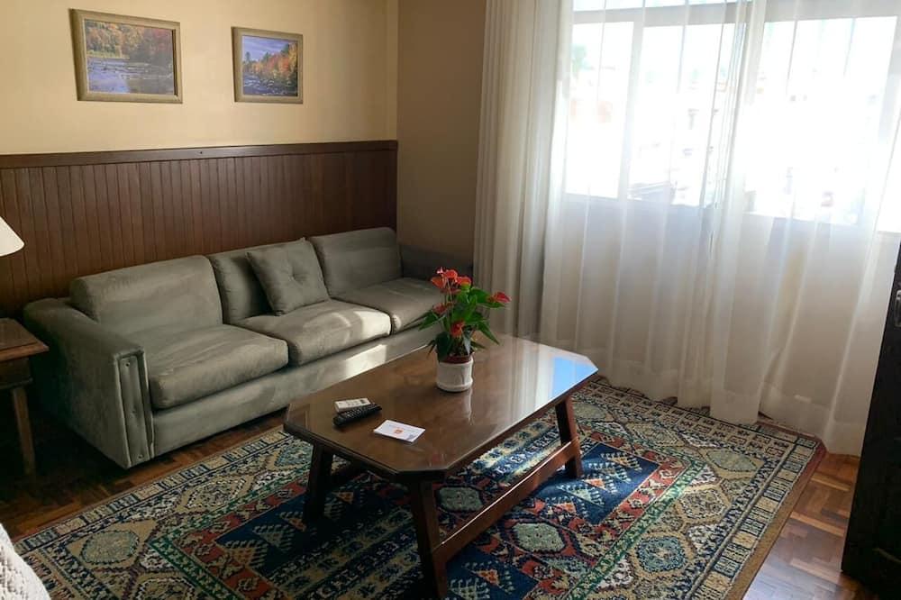 Suite Double Room - Area soggiorno