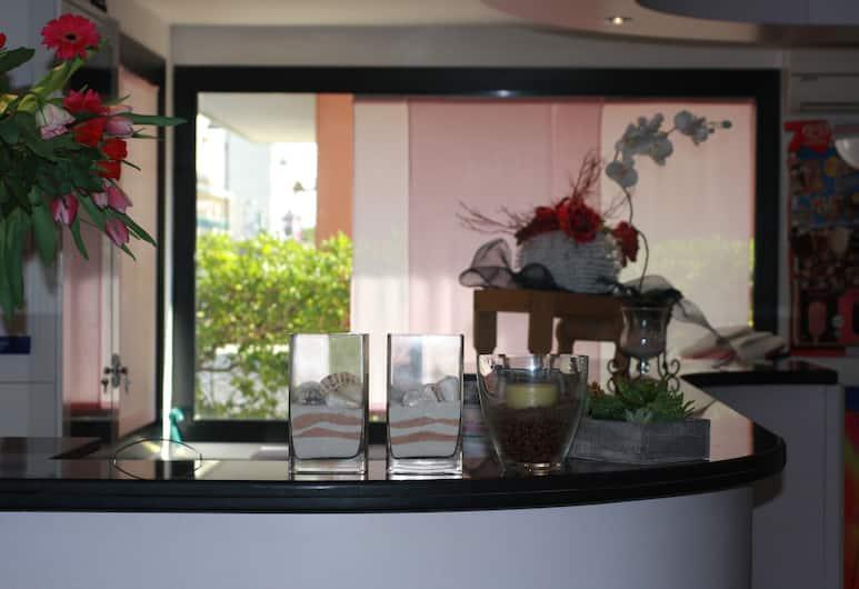 Hotel Florida Park, Bellaria-Igea Marina, Recepcja