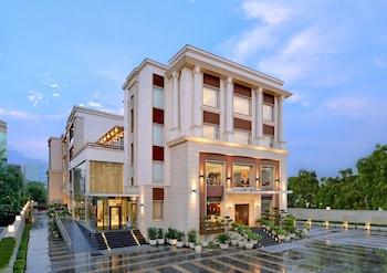 新德里艾梅雅套房旅館的相片
