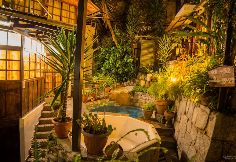 Gringo Bill's Boutique Hotel, Machu Picchu, Living Area
