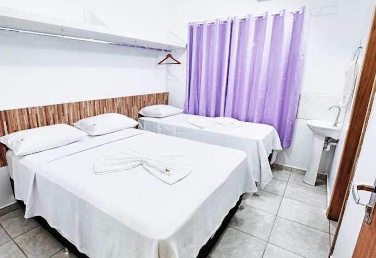 Hotel Cerrado, Goiania, Trojlôžková izba, Hosťovská izba