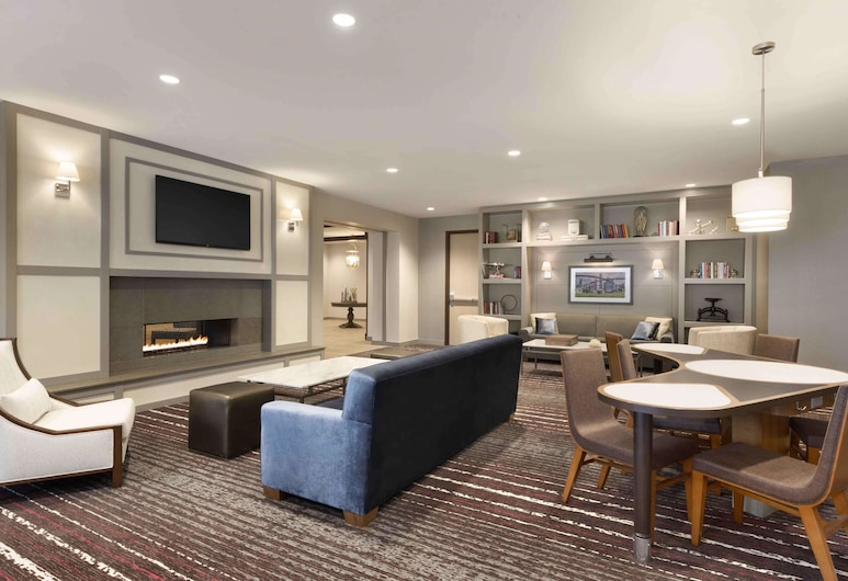 Homewood Suites by Hilton Chicago Downtown West Loop, Chicago, Resepsiyon