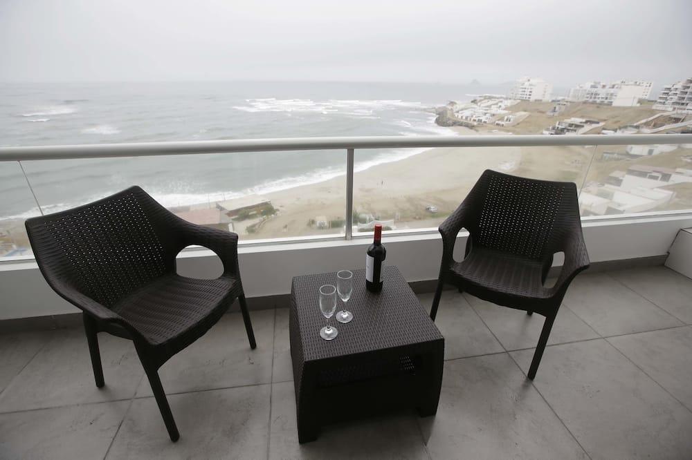 Superior Apartment, 3 Bedrooms - Balcony