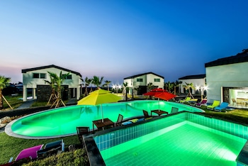 Picture of Pool & Villa Sorang in Jeju City