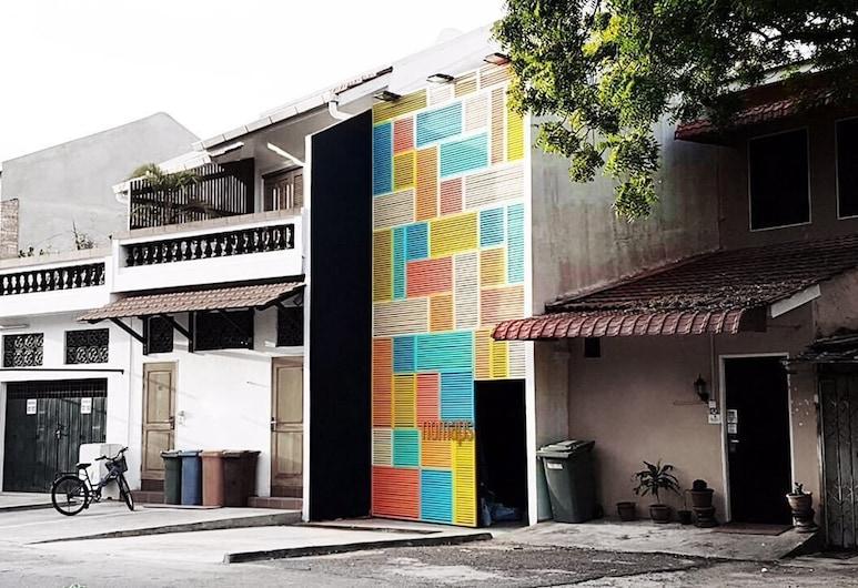 Nomaps - Hostel, Malacca City, Hoteleingang