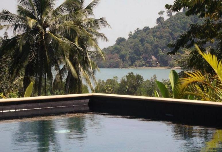 Privacy Resort Koh Chang, Ko Chang, Vonkajší bazén