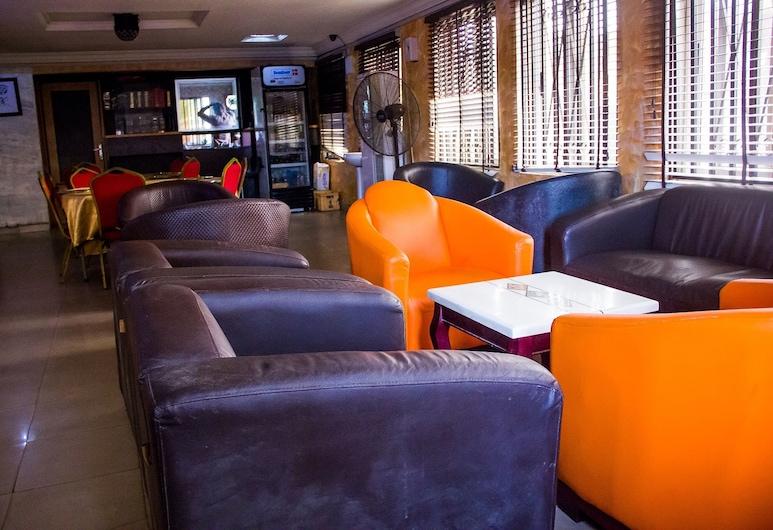 Glasshouse Hotel and Suites, Lagos, Hotelový salónik